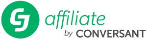 CJ Affiliate by Conversant logo